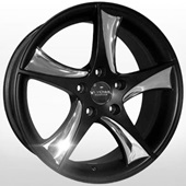 Автомобильный колесный диск R17 5*112 KR640 TMBK - W7.5 Et40 D66.6