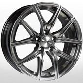 Автомобильный колесный диск R17 5*114,3 KR691 HPB - W7.5 Et45 D73.1