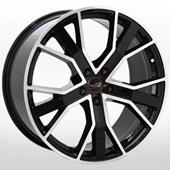 Автомобильный колесный диск R20 5*130 A520 BKF (Audi) - W9.0 Et55 D71.6