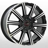 Автомобильный колесный диск R19 5*112 A521 BKF (Audi) - W8.5 Et28 D66.6