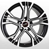 Автомобильный колесный диск R18 5*112 A528 MBF (Audi) - W8.5 Et28 D66.6