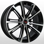 Автомобильный колесный диск R19 5*120 B528 BKF (BMW) - W8.0 Et36 D72.6