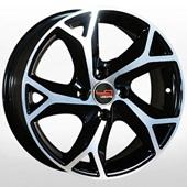 Автомобильный колесный диск R16 4*108 CI11 BKF (Citroen) - W6.5 Et26 D65.1