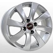 Автомобильный колесный диск R16 4*108 CI13 S (Citroen, Peugeot) - W6.5 Et26 D65.1