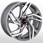 Автомобильный колесный диск R16 4*108 CI32 GMF (Citroen, Peugeot) - W7.0 Et32 D65.1