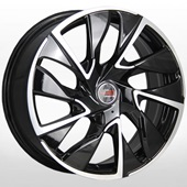 Автомобильный колесный диск R18 4*108 Ci508 BKF (Citroen) - W7.0 Et29 D65.1