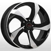 Автомобильный колесный диск R17 5*114,3 H513 BKF (Honda) - W6.5 Et50 D64.1