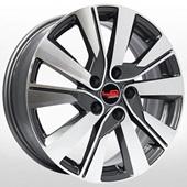 Автомобильный колесный диск R18 5*114,3 HND526 GMF (Hyundai, Kia) - W7.0 Et41 D67.1