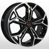 Автомобильный колесный диск R16 5*114,3 HND532 BKF (Hyundai, Kia) - W6.5 Et50 D67.1