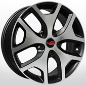 Автомобильный колесный диск R18 5*114,3 KI528 MBMF (Kia, Hyundai) - W7.0 Et41 D67.1