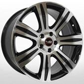 Автомобильный колесный диск R22 5*120 LR512 BKF (Land Rover) - W9.5 Et48 D72.6