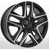 Автомобильный колесный диск R22 5*150 LX518 MBF (Lexus, Toyota) - W10.0 Et45 D110.1
