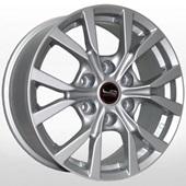 Автомобильный колесный диск R17 6*139,7 MI102 S (Mitsubishi) - W7.5 Et38 D67.1