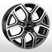 Автомобильный колесный диск R16 5*114,3 MI108 BKF (Mitsubishi) - W6.5 Et38 D67.1