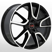 Автомобильный колесный диск R19 5*112 MR530 BKF (Mercedes) - W8.5 Et48 D66.6