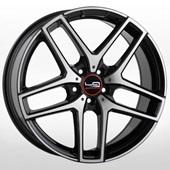 Автомобильный колесный диск R21 5*112 MR531 BKF (Mercedes) - W10.0 Et52 D66.6