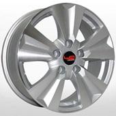 Автомобильный колесный диск R16 5*114,3 NS137 SF (Nissan, Renault) - W6.5 Et40 D66.1