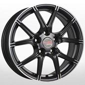 Автомобильный колесный диск R16 5*114,3 NS534 MBF (Nissan) - W6.5 Et40 D66.1