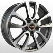 Автомобильный колесный диск R16 5*114,3 RN128 GMF (Renault) - W6.5 Et50 D66.1