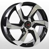 Автомобильный колесный диск R17 5*114,3 RN508 BKF (Renault) - W6.5 Et40 D66.1