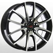 Автомобильный колесный диск R16 5*114,3 RN510 BKF (Renault, Nissan) - W6.5 Et50 D66.1