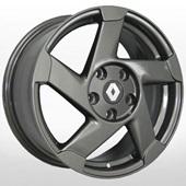 Автомобильный колесный диск R16 5*114,3 RN65 GM (Renault) - W6.5 Et50 D66.1