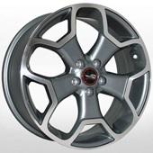 Автомобильный колесный диск R17 5*100 SB23 GMF (Subaru) - W7.0 Et48 D56.1
