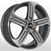 Автомобильный колесный диск R16 5*112 SK109 GMF (Skoda) - W6.5 Et50 D57.1