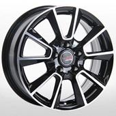 Автомобильный колесный диск R16 5*112 SK501 BKF (Skoda) - W6.5 Et46 D57.1