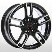 Автомобильный колесный диск R16 5*112 SK504 BKF (Skoda) - W6.5 Et50 D57.1