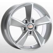 Автомобильный колесный диск R16 5*112 SK507 S (Skoda) - W6.5 Et46 D57.1