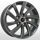 Автомобильный колесный диск R18 5*112 SK523 GMF (Skoda) - W7.5 Et45 D57.1