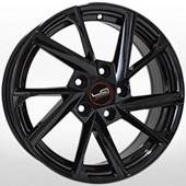 Автомобильный колесный диск R16 5*112 SK9-S BK (Skoda, VW) - W6.5 Et46 D57.1