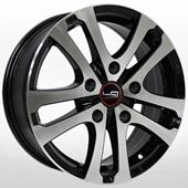 Автомобильный колесный диск R16 5*112 SNG17 BKF (SsangYong) - W6.5 Et39 D66.6