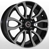 Автомобильный колесный диск R18 6*139,7 TY175 BKF (Toyota, Lexus) - W7.5 Et25 D106.1