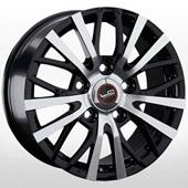 Автомобильный колесный диск R18 5*150 TY245 BKF (Toyota, Lexus) - W8.0 Et56 D110.1