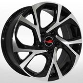 Автомобильный колесный диск R17 5*114,3 TY536 BKF (Toyota) - W7.0 Et45 D60.1