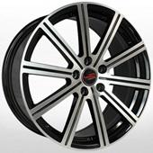 Автомобильный колесный диск R18 5*108 V513 BKF (Volvo) - W8.0 Et42 D63.4