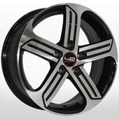 Автомобильный колесный диск R16 5*112 VV177 BKF (VW, Skoda) - W6.5 Et33 D57.1