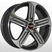 Автомобильный колесный диск R16 5*112 VV177 GMF (VW, Skoda) - W6.5 Et33 D57.1
