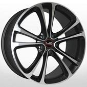 Автомобильный колесный диск R18 5*112 VV540 MBF (Volkswagen) - W8.0 Et35 D57.1