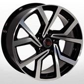 Автомобильный колесный диск R17 5*112 VV541 BKF (VW, Skoda) - W7.0 Et49 D57.1