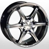 Автомобильный колесный диск R17 4*114,3 / 4*100 LG 099 HBD - W7 Et40 D73.1