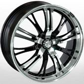 Автомобильный колесный диск R20 5*112 LG 190 XFMBK - W8 Et40 D73.1