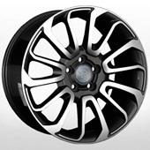 Автомобильный колесный диск R19 5*108 LR39 BKF (Land Rover) - W8.0 Et45 D63.4