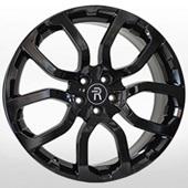 Автомобильный колесный диск R20 5*108 LR7 BK (Land Rover) - W8.0 Et45 D63.4