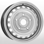 Автомобильный колесный диск R16 5*160 Trebl-9118T S - W6.5 Et60 D65.1