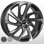 Автомобильный колесный диск R18 5*114,3 LX-3310 MK-P (Lexus, Toyota) - W8.0 Et30 D60.1