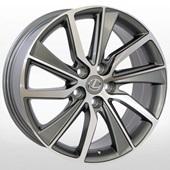 Автомобильный колесный диск R18 5*114,3 LX-3312 GP (Lexus) - W8.0 Et38 D60.1