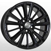 Автомобильный колесный диск R18 5*114,3 LX100 BK (Lexus, Toyota) - W8.0 Et45 D60.1